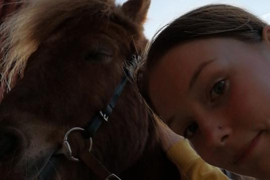 Jag vill bli medryttare på en häst/ponny kan hjälpa till 2 gånger i veckan.