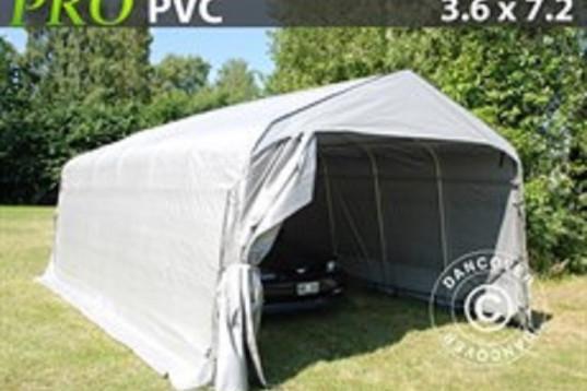 Garagetält PRO 3,6 x 7,2 x 2,68 PVC 7894:-
