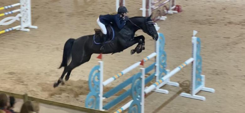 Fantastisk tävlingshäst.