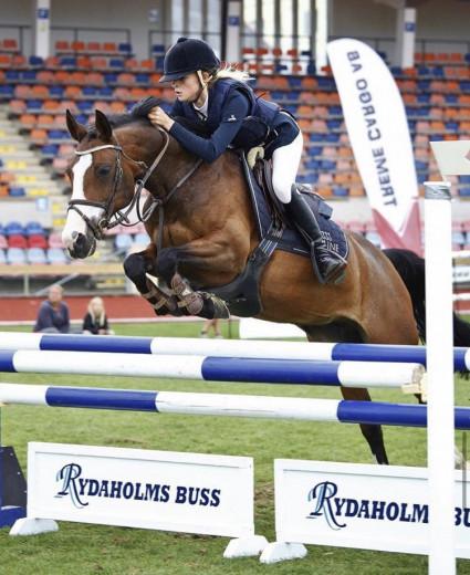 C-ponny med mycket kapacitet