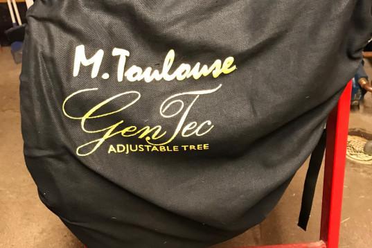 Marcel Toulouse Genesis Gen Tec