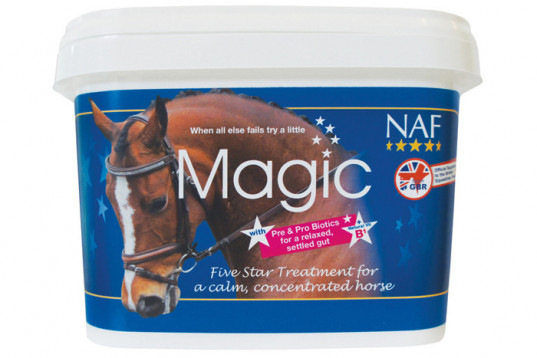 NAF Like Magic Pulver KARENSFRI 1.5 Kg
