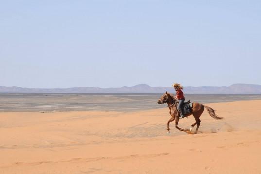 Nomadiclands, äventyrsritt i Marocko vintern 2022