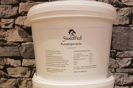 SwedFed Potatisprotein 5 kg