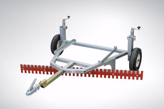 Grusharv till Fyrhjuling/ATV